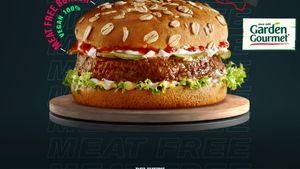 Goody's Burger House: Νέο Meat-Free Burger, 100% Vegan
