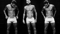Ο Neymar Jr το πρόσωπο της καμπάνιας για τη νέα συλλογή εσωρούχων της Superdry