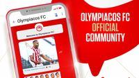 Η επίσημη κοινότητα της ΠΑΕ Ολυμπιακός στο Viber