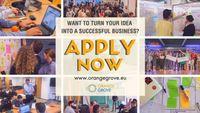 Ολοκληρώνονται οι αιτήσεις για το online Incubation πρόγραμμα του Orange Grove