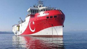Ρωσική ιστοσελίδα: Ελληνικό υποβρύχιο έκοψε τα καλώδια του Oruc Reis