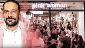Pink Woman: Το μεγάλο deal του Δημήτρη Ματεμτζή