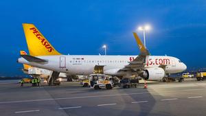 Tουρκία: Τρόμος στον αέρα και πάλι με αεροπλάνο της Pegasus