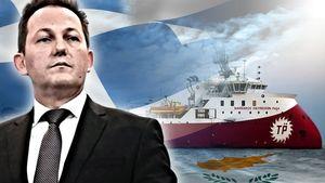 Πέτσας: Το «Barbaros» πλέει στην Κύπρο και αυτό είναι απαράδεκτο