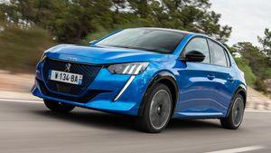 Πρώτη η Peugeot στις πωλήσεις ηλεκτρικών αυτοκινήτων πανελλαδικά