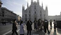 Ιταλία: Μειώθηκαν στους 299 οι θάνατοι τις τελευταίες 24 ώρες