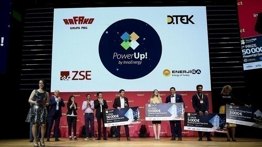 Η InnoEnergy παρουσιάζει το PowerUp! Challenge