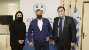 Η Περιφέρεια Αττικής παρέδωσε εξοπλισμό 165.000 ευρώ, στο Τζάνειο Νοσοκομείο