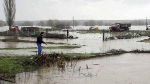 Προβλήματα στη Β. Ελλάδα μετά από τους 86 τόνους νερού που έπεσαν