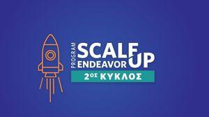 Endeavor Scale-up: Ανακοινώθηκαν οι εταιρείες του δεύτερου κύκλου του προγράμματος
