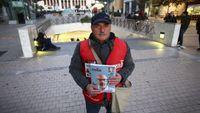 Η «Σχεδία» και η ομάδα των πωλητών δρόμου χρειάζονται τη βοήθειά μας