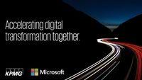 KPMG: Επενδύει $5 δισ. σε τεχνολογία και διευρύνει τη συμμαχία με την Microsoft