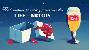 Stella Artois: The Best Present is Being Present