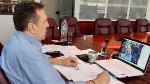 ΕΣΕΕ σε τηλεδιάσκεψη με Γεννηματά: Επιπτώσεις πανδημίας και προτάσεις εμπόρων