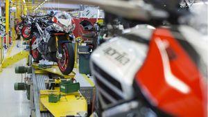 Piaggio Group: Υπογραφή συμφωνιών για επανεκκίνηση παραγωγής