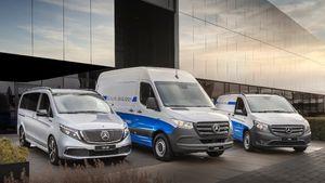 Mercedes-Benz eVans - Πόσο έτοιμοι είστε για τη μετάβαση στην ηλεκτροκίνηση;