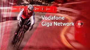 Vodafone: Eνεργοποιεί το Vodafone Giga Network 5G απελευθερώνοντας νέες δυνατότητες