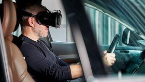 Volvo: Ο «απόλυτος εξομοιωτής οδήγησης» ως η αιχμή της τεχνολογίας με γνώμονα την ασφάλεια