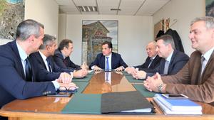 ΕΣΕΕ: Συνάντηση με Γεωργιάδη για την εύρυθμη λειτουργία της αγοράς
