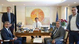 ΕΣΕΕ: Δεσμεύσεις της κυβέρνησης στον εμπορικό κόσμο από τον Άδωνη Γεωργιάδη