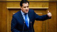 Αδ. Γεωργιάδης- τραπεζίτες: Η ατζέντα για ασυλία, POS και χρηματοδότηση