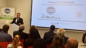 Κόνσολας: Η αειφορία βασικό δομικό στοιχείο του νέου στρατηγικού σχεδίου για το τουρισμό