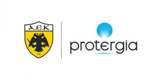 Η Protergia και η ΑΕΚ συνεχίζουν μαζί