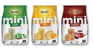 Η Agrino λανσάρει mini ρυζογκοφρέτες σε τρεις γεύσεις