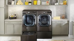 LG: Παρουσίασε πλυντήριο ρούχων με νέα τεχνολογία ΑΙ