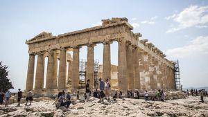 ΕΣΜΑ: Διευκρινίσεις για τις επεμβάσεις στην Ακρόπολη