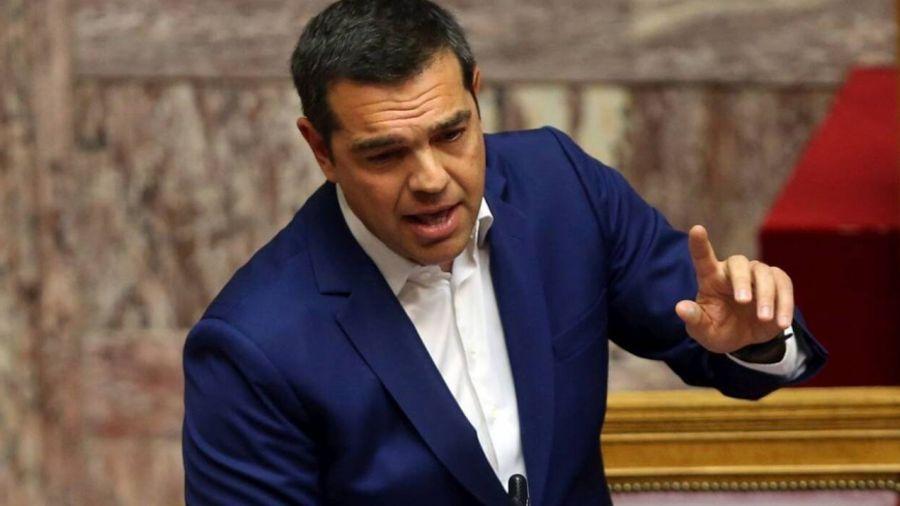 Αλ. Τσίπρας: Σε κατάσταση πανικού η κυβέρνηση - Εικόνα απόλυτης παράλυσης