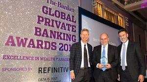 Η Alpha Bank «Best Private Bank in Greece» για δεύτερη συνεχή χρονιά