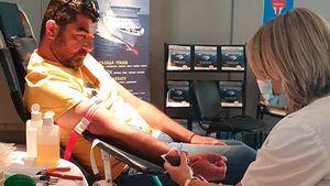15η Εθελοντική Αιμοδοσία με την ΑΝΕΚ LINES
