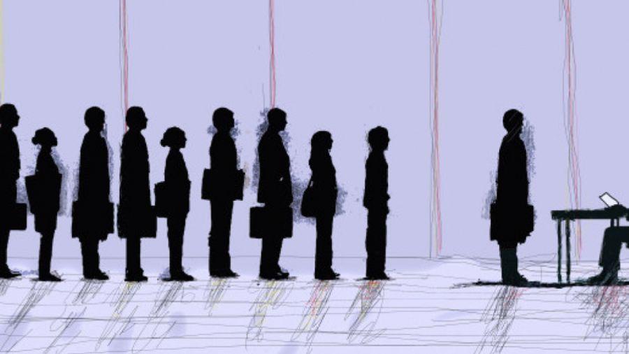 ΕΛΣΤΑΤ: Στο 17% υποχώρησε η ανεργία τον Ιούνιο