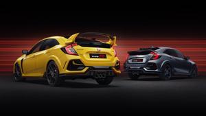 Honda: Το καθαρόαιμο Civic TYPE R τώρα σε Sport Line & Limited Edition