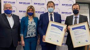 TÜV HELLAS: Πιστοποίησε τη σειρά βιολογικών προϊόντων γάλακτος NOYNOY Family Bio