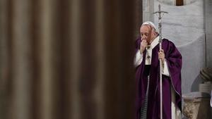 Αρνητικός στον κορονοϊό ο Πάπας