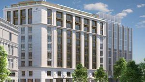 Athens Capital Hotel-MGallery: Ανοίγει τις πύλες του τον Απρίλιο του 2020