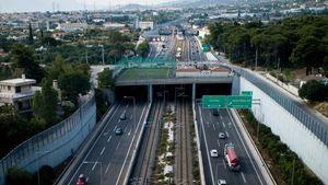 Αττική Οδός: Αύξηση κυκλοφορίας έως 40% στο 2ο lockdown