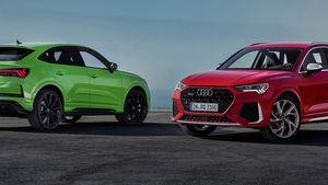 Η Audi παρουσιάζει τα ολοκαίνουργια RS Q3 και RS Q3 Sportback