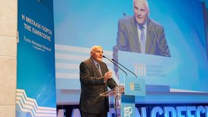 Ανακοίνωση της Συγκλήτου του ΟΠΑ για τον Γιώργο Αυλωνίτη