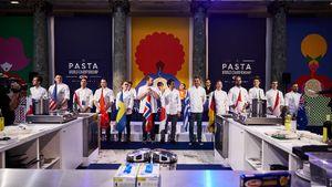 Barilla Master of Pasta 2019: Ο Ιάπωνας Γιούτζε