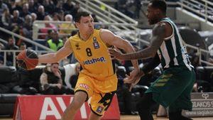 Basket League: Το ελληνικό μπάσκετ αποκλειστικά στα κανάλια της ΕΡΤ και στο ERTFLIX