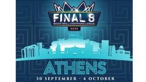 Επίσημο: Στην Αθήνα το Final 8 του Basketball Champions League