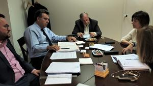 Σύσκεψη στο Υπουργείο Τουρισμού για την ανάπτυξη του αναρριχητικού τουρισμού στη Κάλυμνο