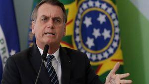 Μπολσονάρου: Δέχομαι τη βοήθεια των G7 για τον Αμαζόνιο αν ο Μακρόν αποσύρει τις προσβολές