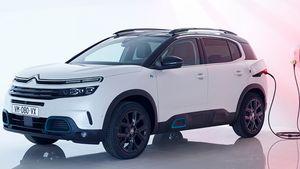 Κατέφθασε το νέο SUV Citroën C5 Aircross Plug-in Hybrid