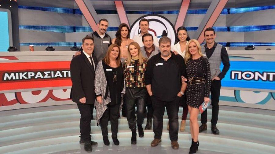 ANT1: Επιστρέφει το Celebrity Rouk Zouk για τα Παιδικά Χωριά SOS
