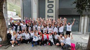 FF Group Running Team: Έτρεξε στον 7ο Ημιμαραθώνιο Αθήνας