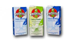 Δωρεά γάλακτος στους πολύτεκνους της Κεφαλονιάς